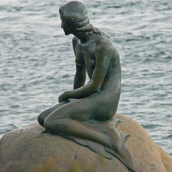De beroemdste zeemeermin ooit!